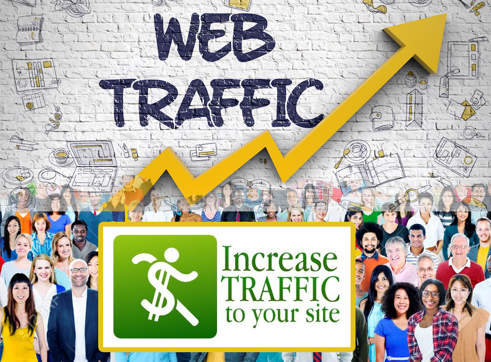website traffic packages